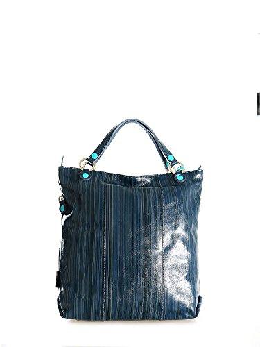 Gabs franco gabbrielli VICKIE-I17 FYFY Bolso gran Accesorios Azul