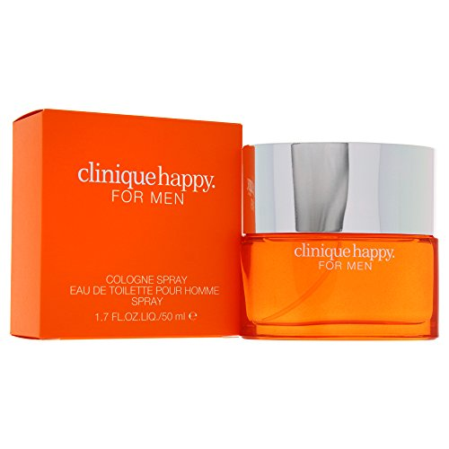 Clinique Happy by Clinique for Men - 1.7 Ounce Cologne (Clinique Hair Hair Spray)