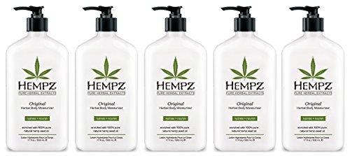 Hempz Lotion Original Herbal Body Moisturizer CQUwE, 5Uni...