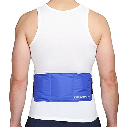 Hot & Cold Therapy Flexible Gel Ice Pack Wrap for Body Pa...