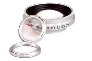 Kodak Essentials Telephoto Lens 2x Playfull Zi8 Playsport Playtouch 1472778