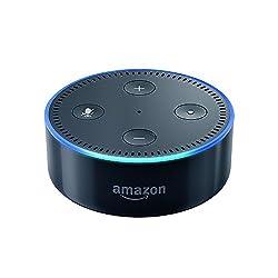 All-New Echo Dot (2nd Generation) - Black by Amazon