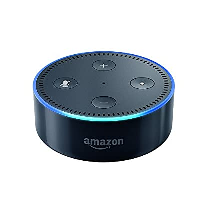 Echo Dot (2nd Generation) - Smart speaker with Alexa - Black 1