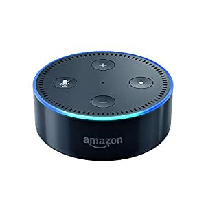 echo dot 2nd generation add alexa to any room. Black Bedroom Furniture Sets. Home Design Ideas