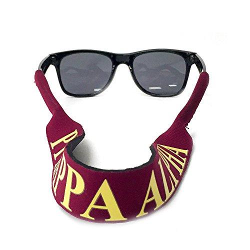 Pi Kappa Alpha Sunglasses Holders Greek Beach Sunny Day ()