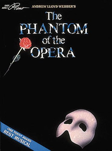 Angel Of Music Piano - Andrew Lloyd Webber's The Phantom of the Opera (Easy Adult Piano)