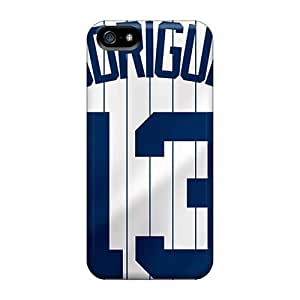 New Style Rewens New York Yankees Premium PC Case For Samsung Galaxy S5 Cover