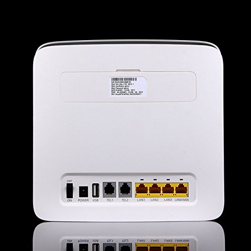 E5186-61 5G 300MBPS 4G LTE WIRELESS WIFI ROUTER (FDD - Import It All