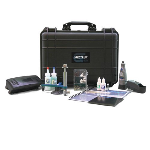 Spectrum Windshield Repair Starter Kit by Glass Technology