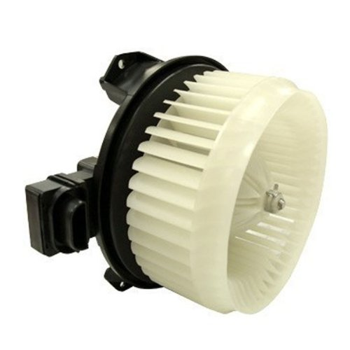 Koolzap For 07-13 FJ Cruiser Front Heater AC A/C Condenser Blower Motor Assembly Fan Cage