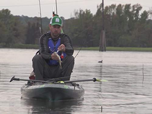 Kayak Fishing Toledo Bend (Best Fishing In Louisiana)