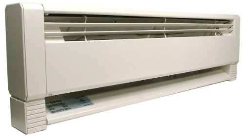 Marley HBB500 Qmark ElectricHydronic Baseboard Heater Oil Filled