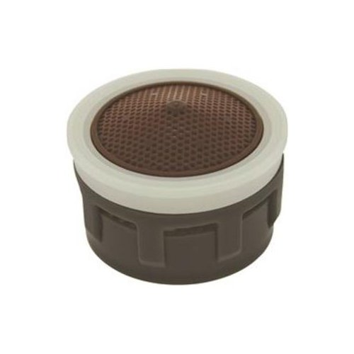No Washer Neoperl 11 6650 3 California Standard Flow Perlator HC Insert Small Pack of 6 Brown Dome 1.8 GPM Honeycomb Aerated