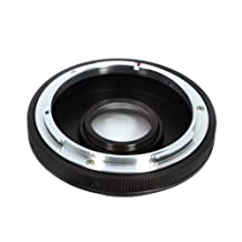 Pixco AF Confirm Adapter For Canon FD Lens To Canon EOS EF Adapter