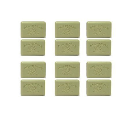 Provence Green Milled Soap - 6