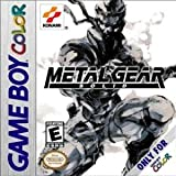 Metal Gear Solid (Game Boy Color)