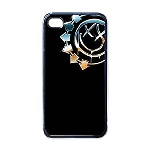 Blink 182 Punk Rock Band Logo For Iphone 5/5S Phone Case Cover protective pragmatic case