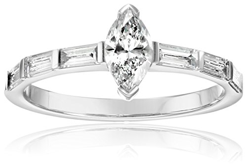 House-of-Eleonore-Dutch-Light-Bridal-White-Gold-Marquise-Cut-Laboratory-Created-Diamond-Engagement-Ring-1cttw-F-G-Color-VS1-VS2-Clarity-Size-7