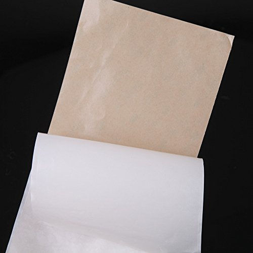 "Anself 300LSE bande Ruban adhésif double-face transparent super collants feuille de ruban adhésif 4 ""* 8"""