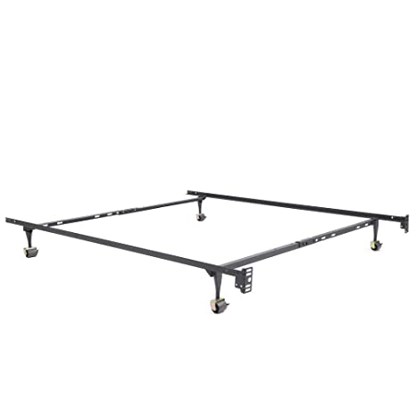Amazon Com Classic Brands Hercules Standard Metal Bed Frame