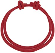 DYNWAVE 4ft Mountaineering Rock Climbing Rope, Prusik Loop Rope Prusik Cord Pre-Sewn for Outdoor Safety Rescue