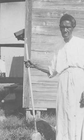 1937 African American fotografía de ex-slave Vintage blanco y negro fotografía B7: Amazon.es: Hogar