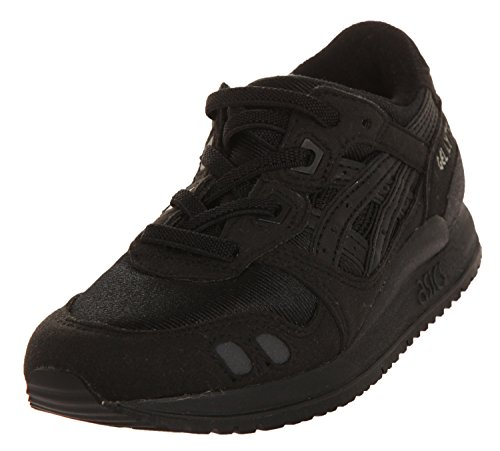 Asics Unisex Kids' Gel Lyte III Ps C5a5n-9099 Trainers, Black Mehrfarbig (Multicolour #0000001)