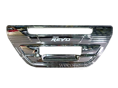 Door Handle Cover For Toyota Hilux Revo 2016 - 7