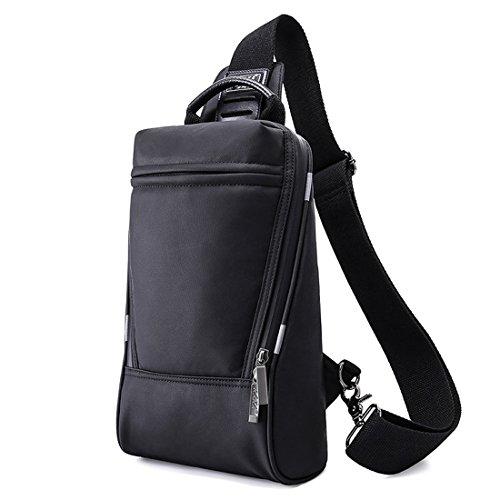 YYW sling bags - Bolso mochila  para mujer Negro negro