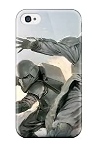 6619997K30661712 Star Wars Case Compatible With Iphone 4/4s/ Hot Protection Case