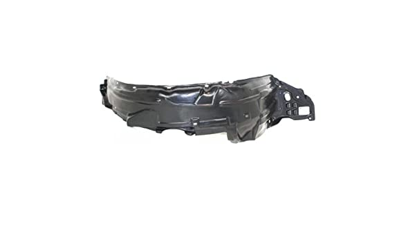 New Front Engine Splash Shield Under Cover Fits 2006-2011 Honda Civic HO1228112