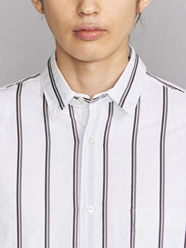[ビューティ&ユース] BY ナードストライプ リラックス レギュラー シャツ 12111637581 メンズ