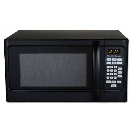 Hamilton Beach 1.1 cu ft Microwave Oven, Black (Small Appliances Convention Ovens compare prices)