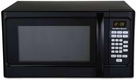 Hamilton Beach 1.1 cu ft Microwave Oven,Model:P100N30ALS3B/ color:Black