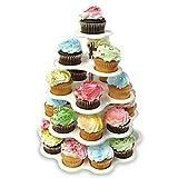 5 Tier Cupcake Dessert Holder Stand