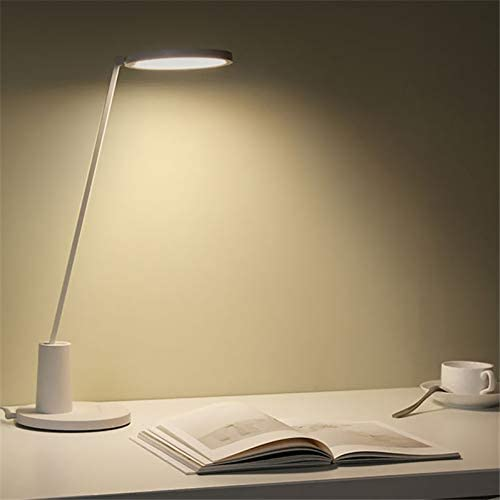 Table Lamp 12W Smart Eye-Protection Led Table Lamp Control High Sensitivity Touch Sensor Adjustable Light Pole Desk Lamp