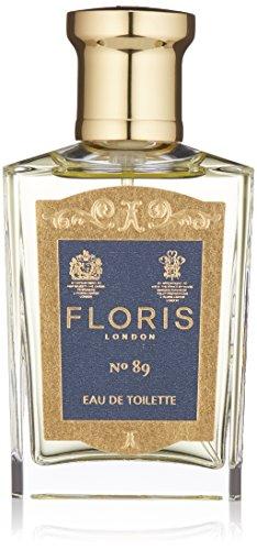 Floris London No 89 Eau de Toilette Spray, 1.7 Fl Oz