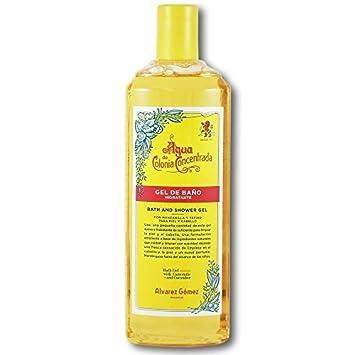 Amazon.com : Agua de Colonia Concentrada Bath & Shower Gel ...