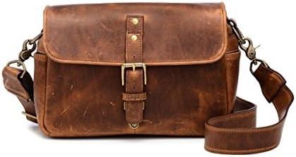 leather photographer bag