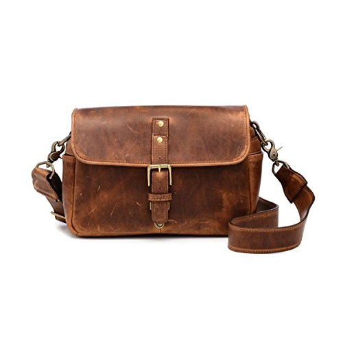 ONA The Bowery Camera Messenger Bag