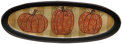 Heart of America Whimsy Pumpkin Tray