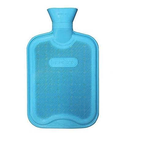 Amazon.com: Botella de agua caliente de goma Hometop Premium ...