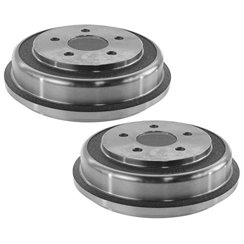 Chevy Drum Brake (Brake Drum Rear Driver & Passenger Pair for Chevy HHR Malibu Cobalt)