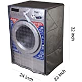 """3G IFB Front load washing machine cover 5.5 to 7 kg (Size - 31.5""""L x 23""""w x 24""""D)"""