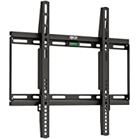 Tripp Lite Fixed Wall Mount for 26 to 55 TVs, Monitors, Flat Screens, LED, Plasma or LCD Displays (DWF2655X)
