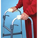 Fleece Walker Grasp Hand Grip Pads Help (Set of 2)