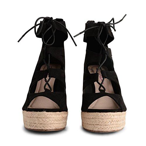 Dolcis - Zapatos de tacón  mujer Negro - negro