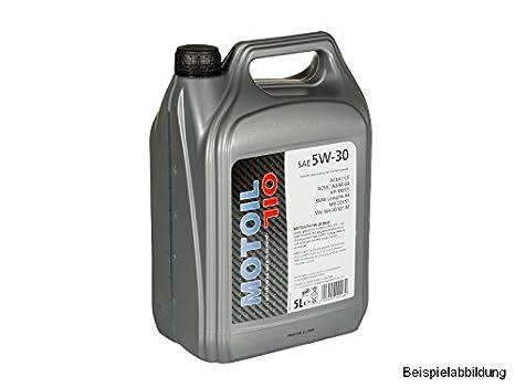 Aceite de motor 5W-30 Longlife 3 (5l), entre otros para Volkswagen, Opel, Audi, Peugeot | Precio asequible | aceite | lubricación: Amazon.es: Coche y moto