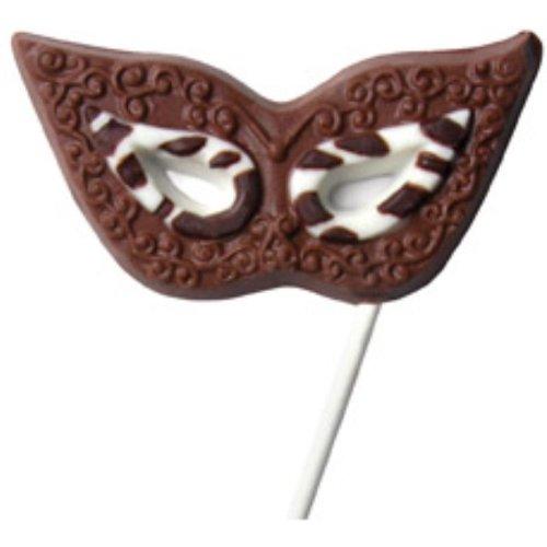 Make N' Mold Dress My Cupcake Zebra Mask Pop Candy Mold