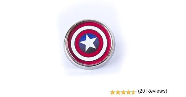 Unofficially Original Diseño de Vengadores Capitán América solapa ...